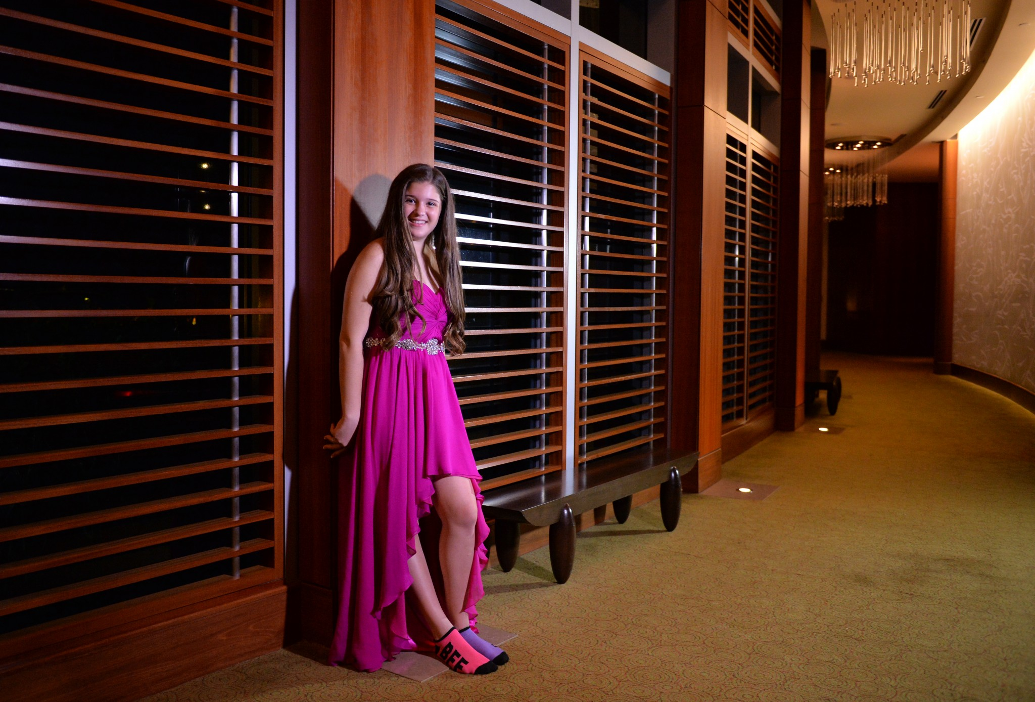 STEPHANIE LADER'S BAT MITZVAH, ONE BAL HARBOUR RESORT, DALSIMER FLORIST, HIPNOTIC OCCASIONS