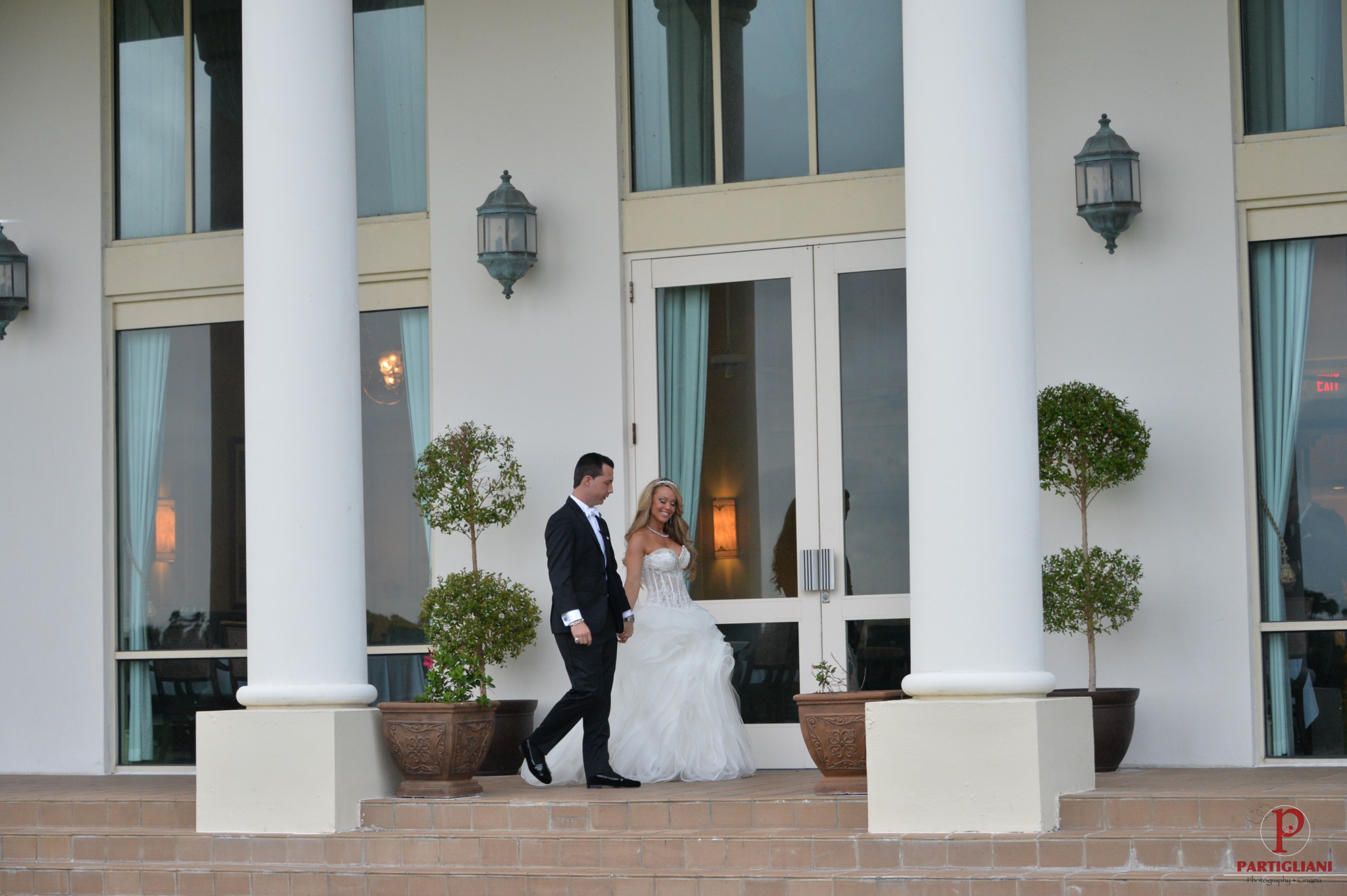 ALLISON & BOBBY, WESTON HILLS COUNTRY CLUB, DALSIMER ATLAS FLORIST