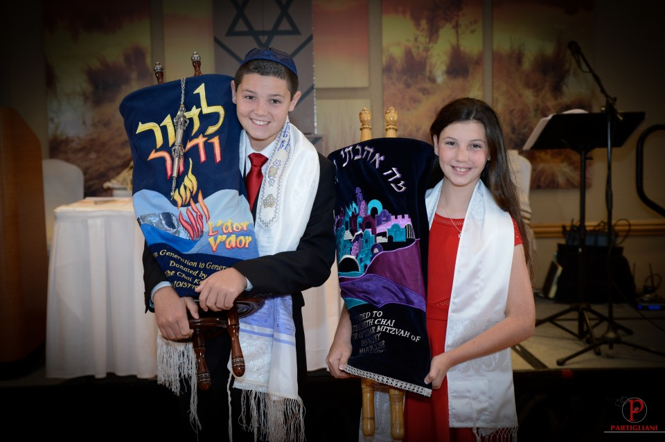MARRIOT CORAL SPRING, B'NAI MITZVAH, PARTIGLIANI PHOTOGRAPHY, TAYLER AND SAMANTHA-7
