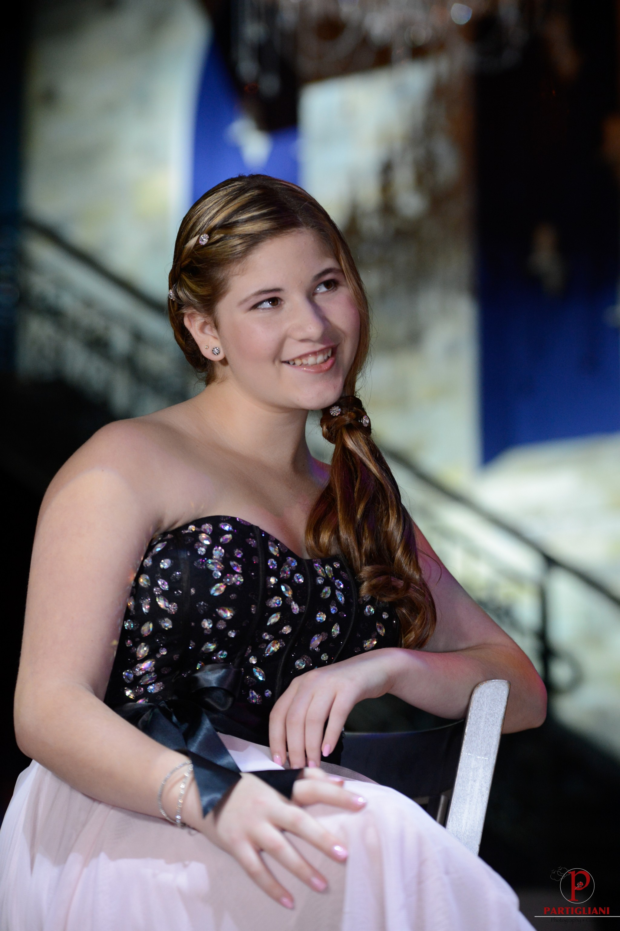 JENNA'S BAT MITZVAH, TEMPLE B'NAI AVIV – WESTON, THE VENUE FT LAUDERDALE, GALAXY ENTERTAINENT, RICK JOSEPH PHOTOMINGLE