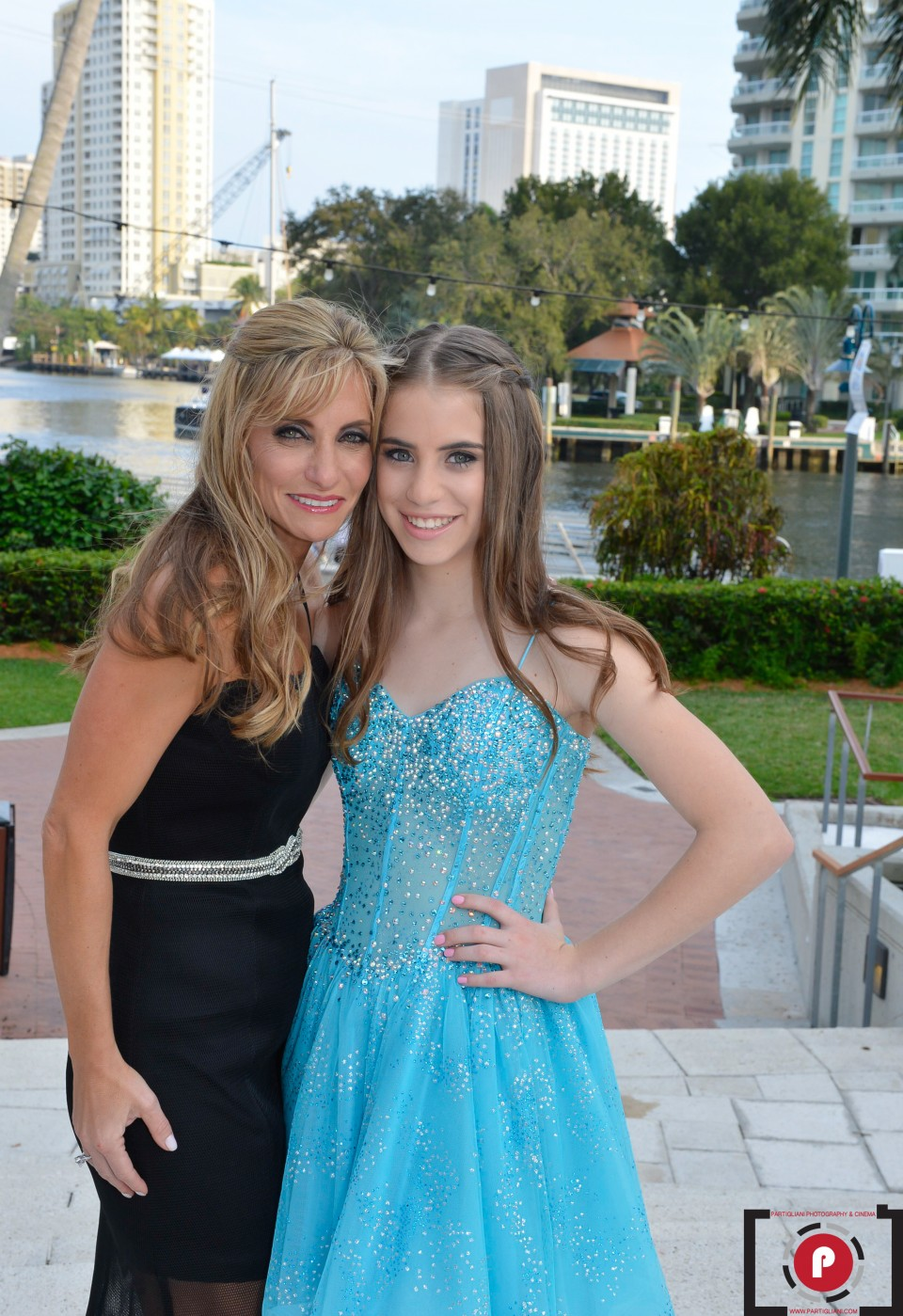 BROWARD CENTER FOR THE PERFOMING ARTS. PARTIGLIANI PHOTOGRAPHY, ALLY'S BAT MITZVAH-2