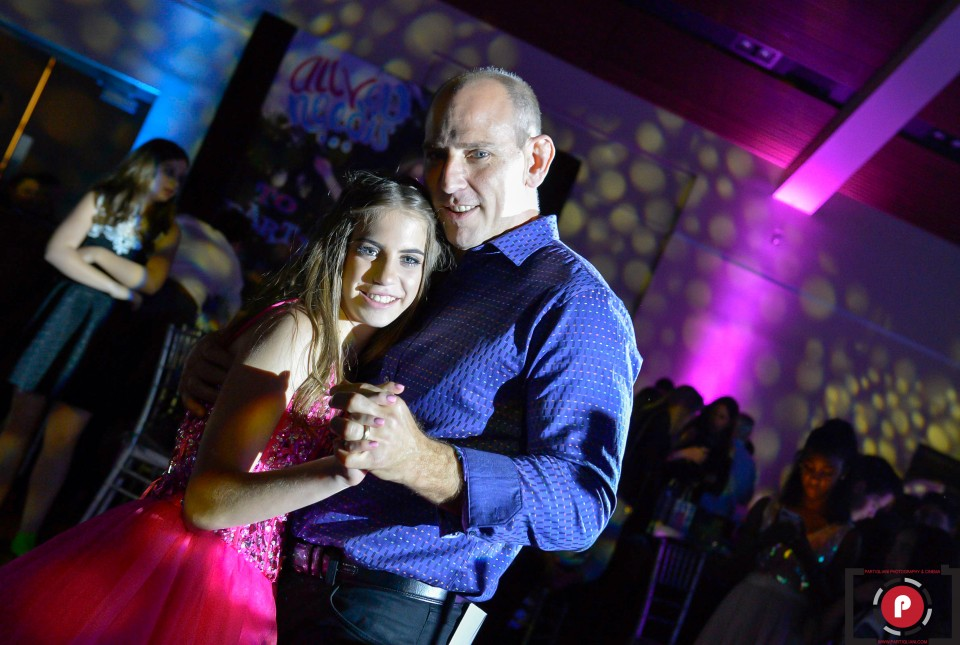 BROWARD CENTER FOR THE PERFOMING ARTS. PARTIGLIANI PHOTOGRAPHY, ALLY'S BAT MITZVAH-21