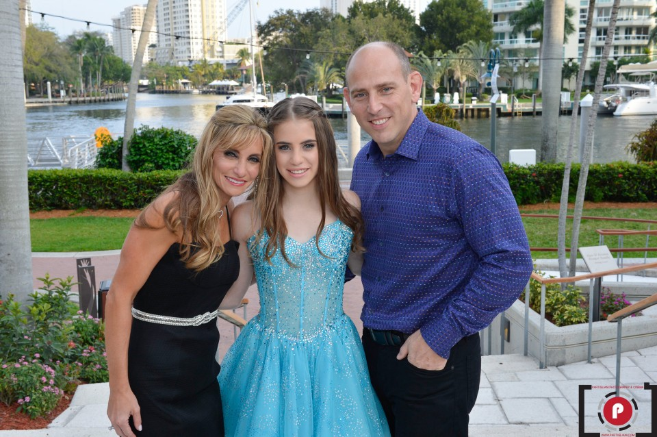 BROWARD CENTER FOR THE PERFOMING ARTS. PARTIGLIANI PHOTOGRAPHY, ALLY'S BAT MITZVAH-23