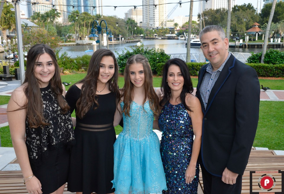 BROWARD CENTER FOR THE PERFOMING ARTS. PARTIGLIANI PHOTOGRAPHY, ALLY'S BAT MITZVAH-29