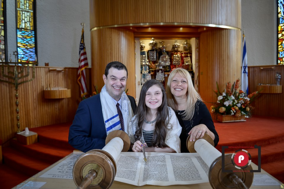 TEMPLE BETH TIKVAH, GREEN ACRESS, ALEXIS BAT MITZVAH-7