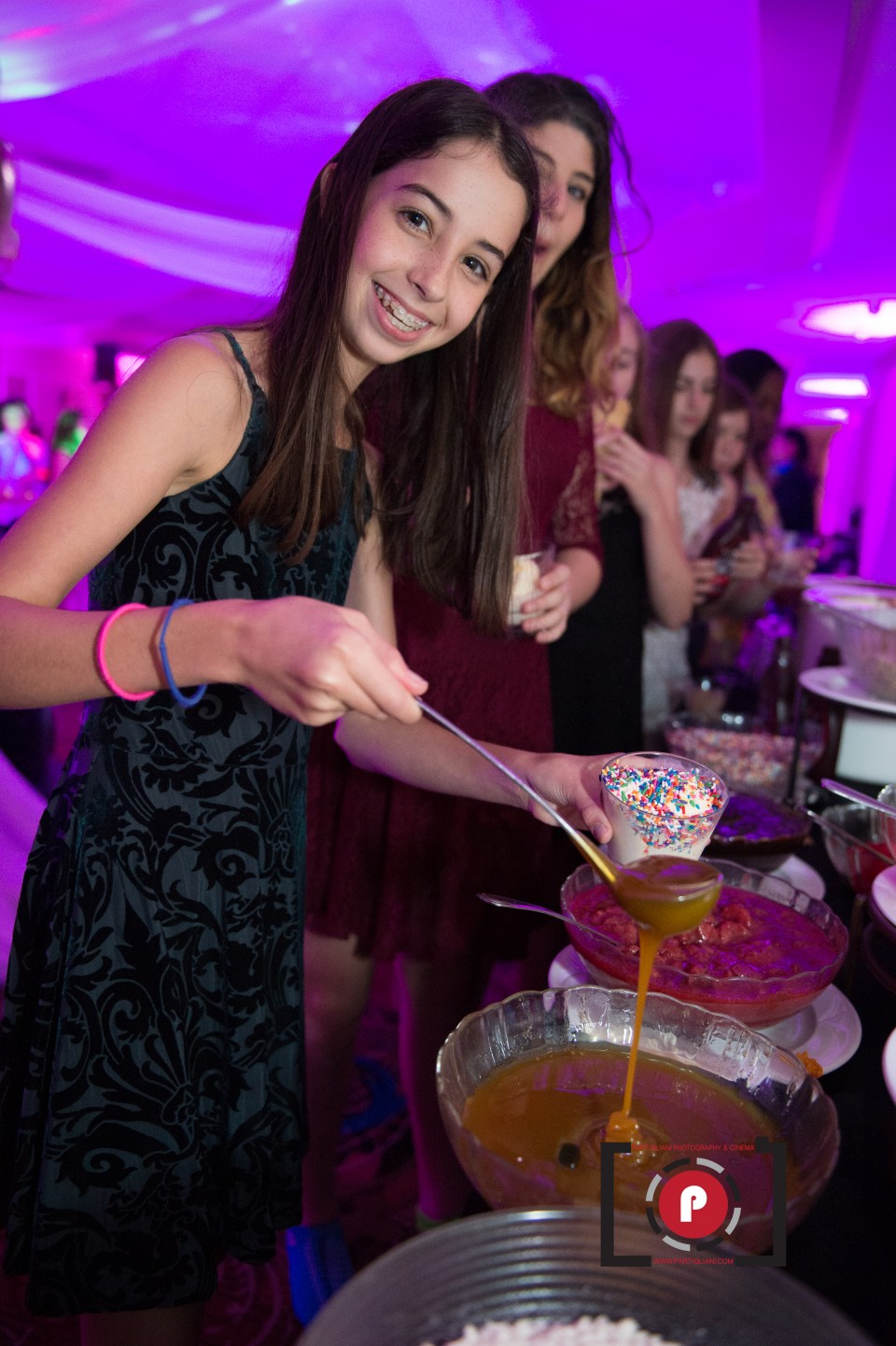 WESTCHESTER COUNTRY CLUB, ALEXIS'S  BAT MITZVAH, PARTIGLIANI PHOTOGRAPHY-60