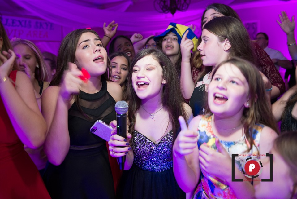 WESTCHESTER COUNTRY CLUB, ALEXIS'S  BAT MITZVAH, PARTIGLIANI PHOTOGRAPHY-61