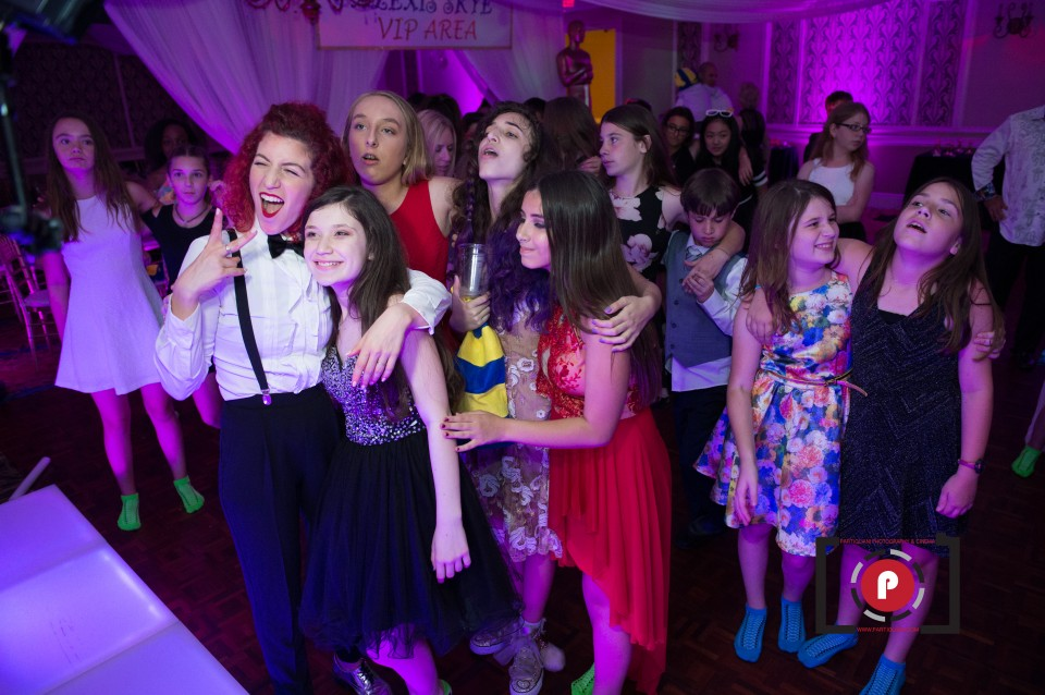 WESTCHESTER COUNTRY CLUB, ALEXIS'S  BAT MITZVAH, PARTIGLIANI PHOTOGRAPHY-63