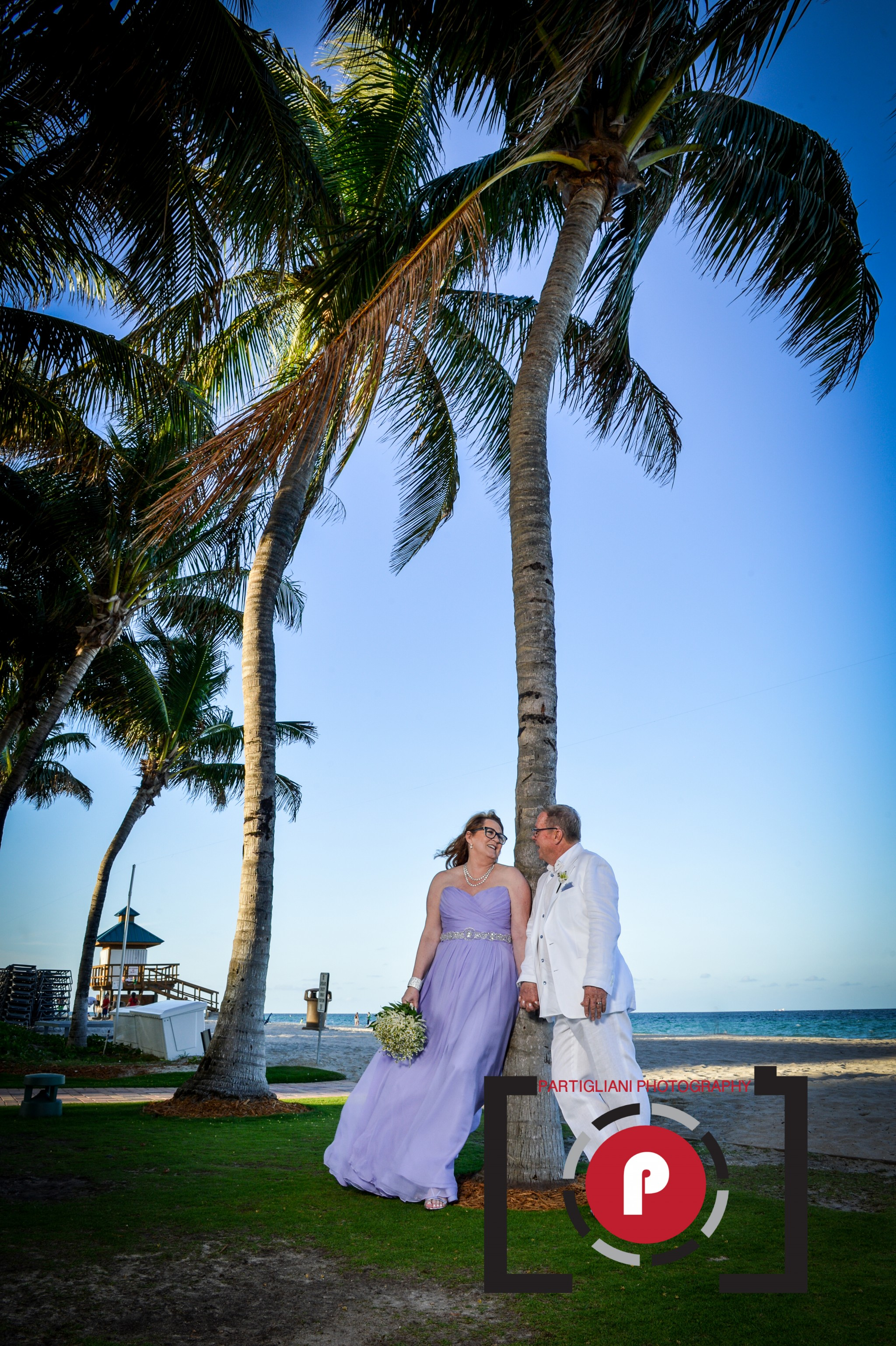 ELFI AND GLENN, ACQUALINA RESORT SUNNY ISLES.