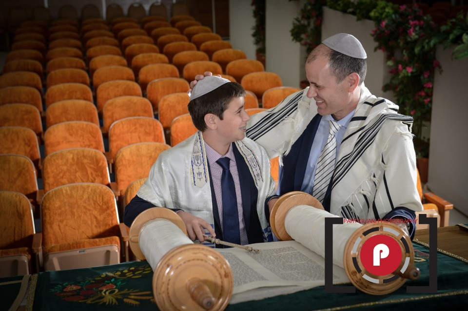 TEMPLE MOSES, ZACH BAR MITZVAH, PARTIGLIANI PHOTOGRAPHY-12