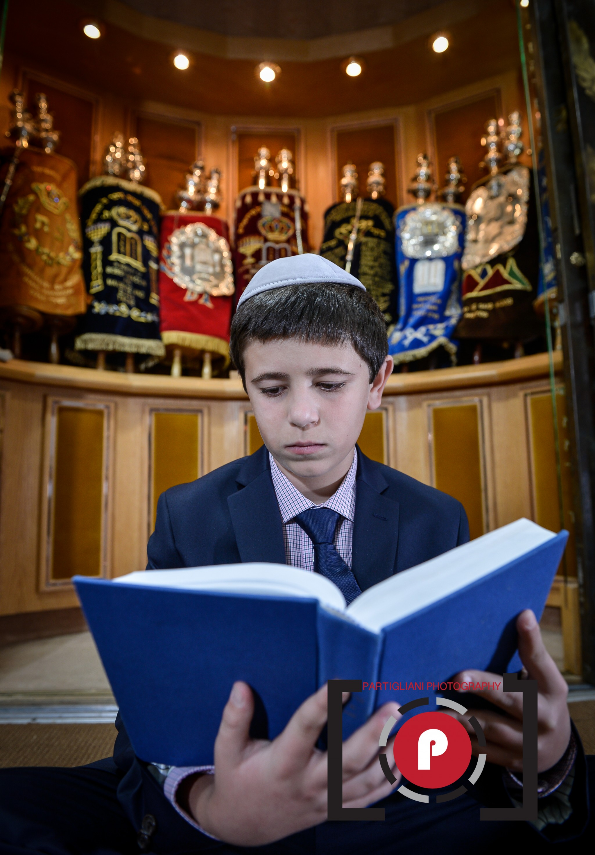 ZACHARY LEMMER BAR MITZVAH, TEMPLE MOSES, MIAMI BEACH