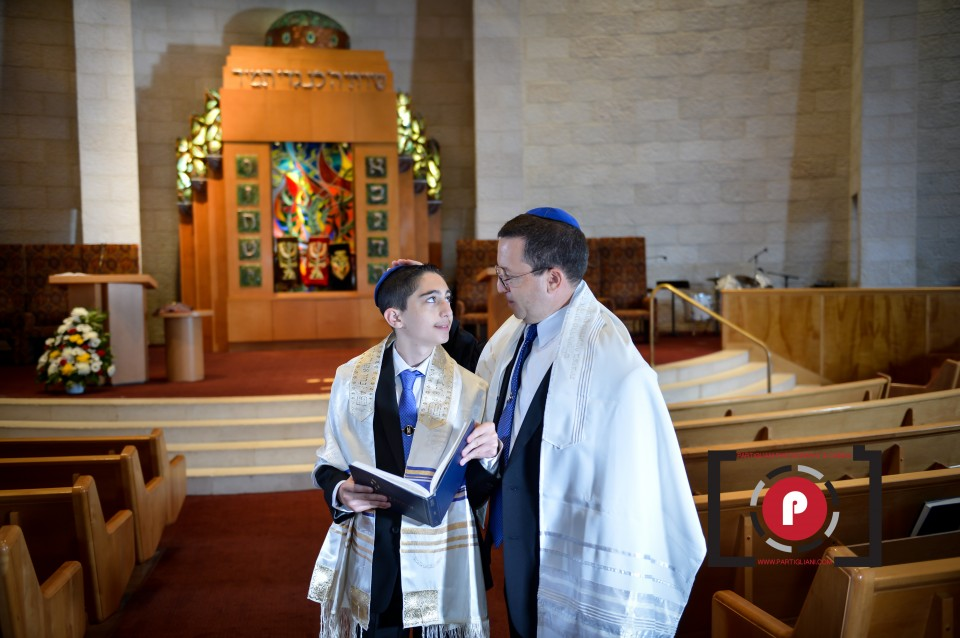 TEMPLE BETH EMET, PARTIGLIANI PHOTOGRAPHY, JEREMY'S BAR MITZVAH-15