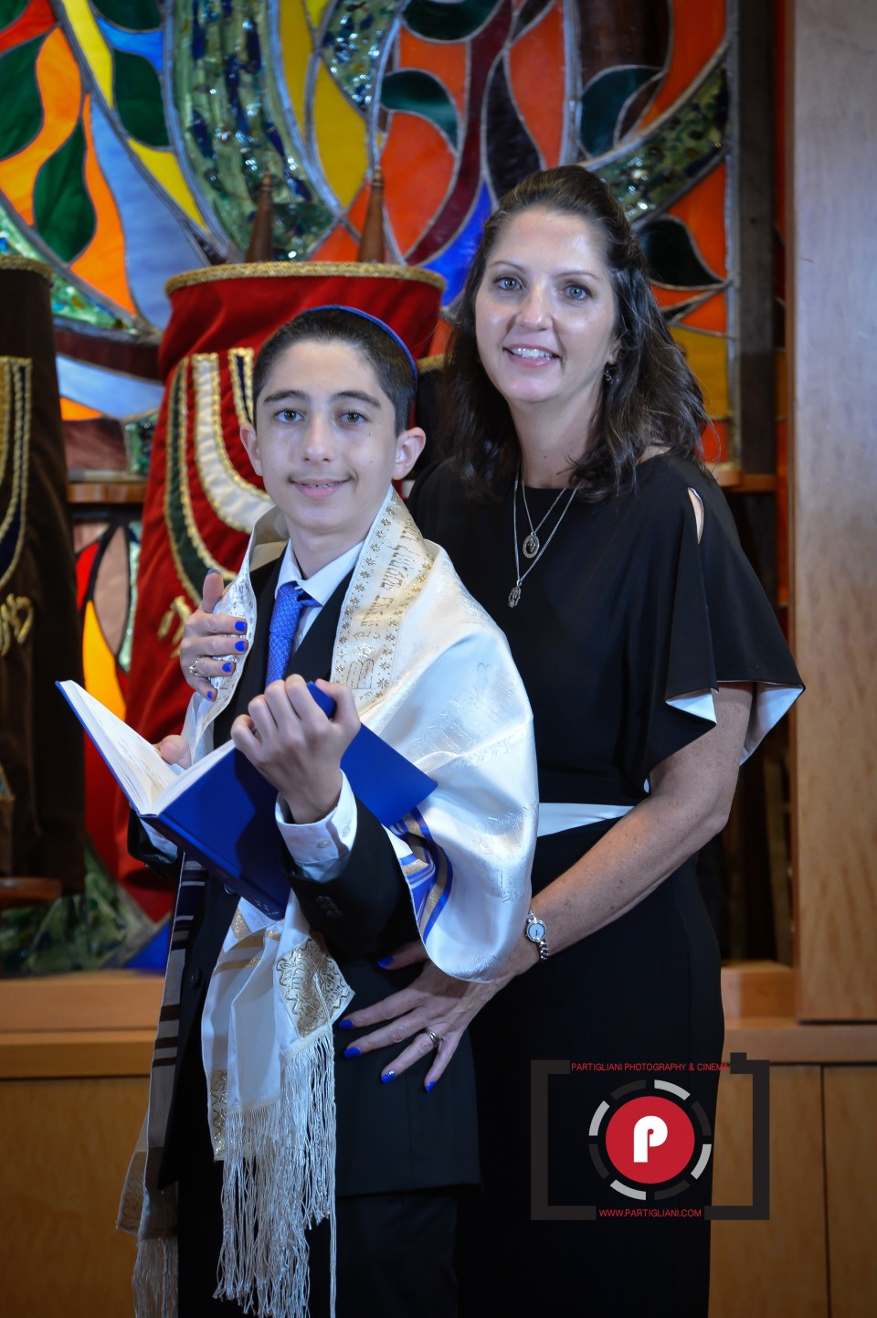 TEMPLE BETH EMET, PARTIGLIANI PHOTOGRAPHY, JEREMY'S BAR MITZVAH-23