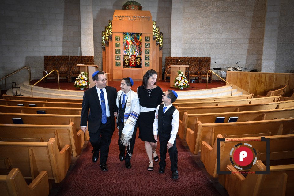 TEMPLE BETH EMET, PARTIGLIANI PHOTOGRAPHY, JEREMY'S BAR MITZVAH-5
