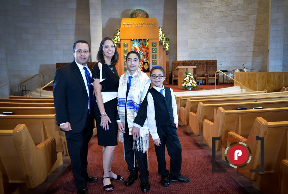 TEMPLE BETH EMET, PARTIGLIANI PHOTOGRAPHY, JEREMY'S BAR MITZVAH-6