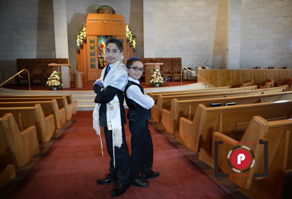 TEMPLE BETH EMET, PARTIGLIANI PHOTOGRAPHY, JEREMY'S BAR MITZVAH-7