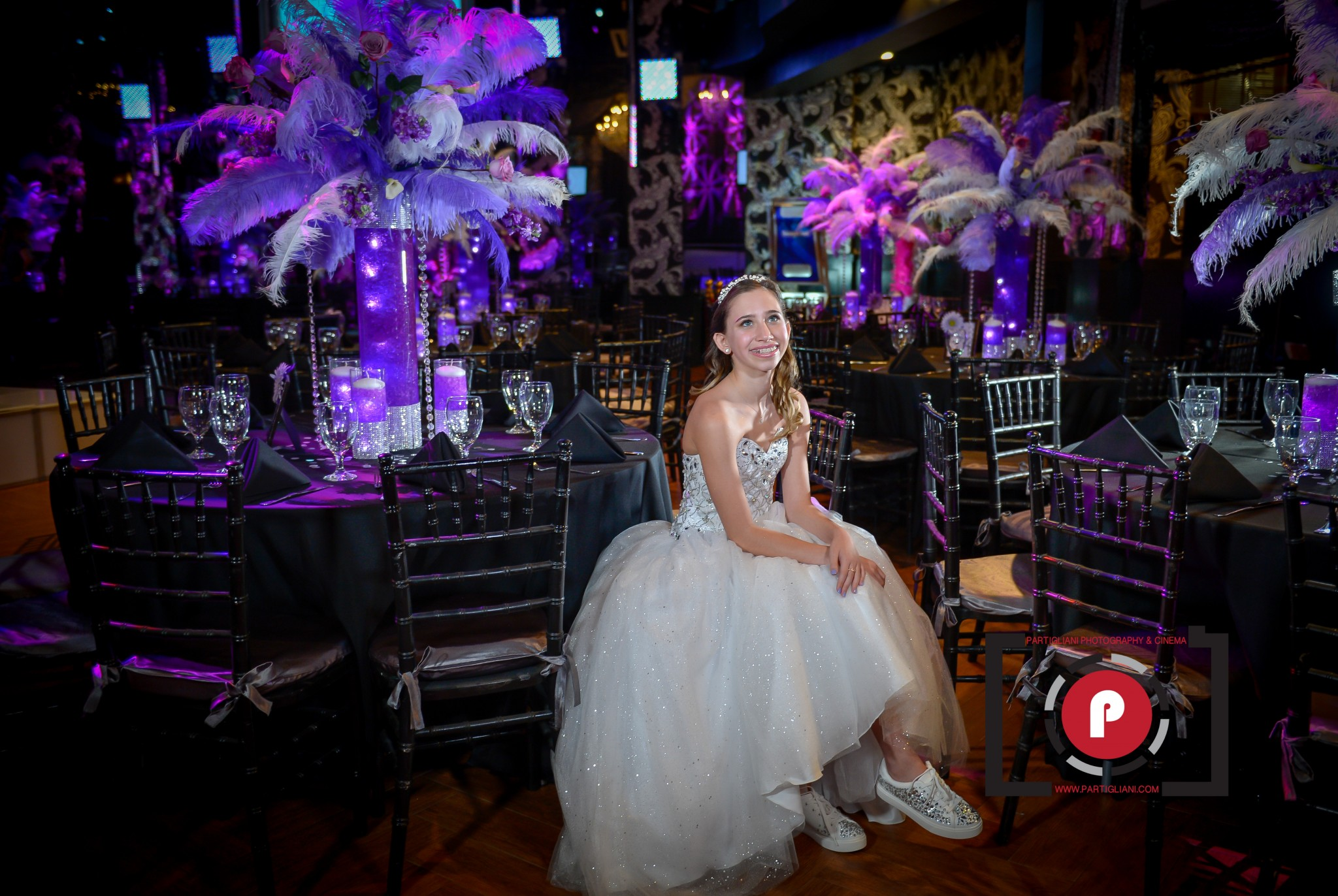 ALEXIS MILLER BAT MITZVAH. TEMPLE KOL TIKVAH, THE VENUE FT LAUDERDALE, PURE ENERGY ENTERTAINMENT, DALSIMER ATLAS FLORAL AND EVENT