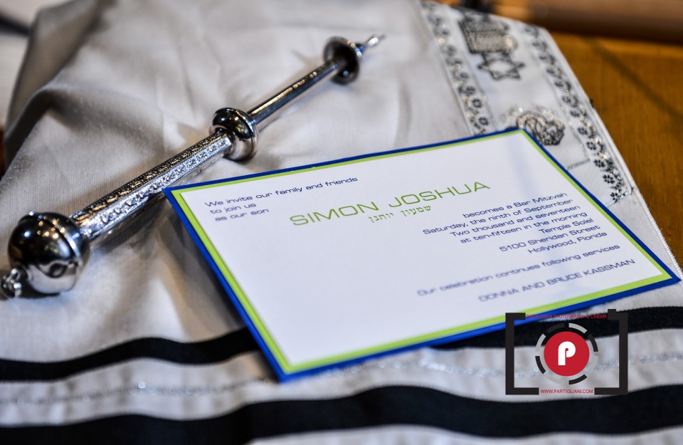 TEMPLE SOLEL, PARTIGLIANI PHOTOGRAPHY, SIMON'S BAR MITZVAH-1