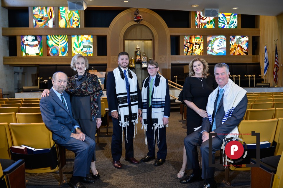 TEMPLE SOLEL, PARTIGLIANI PHOTOGRAPHY, SIMON'S BAR MITZVAH-12