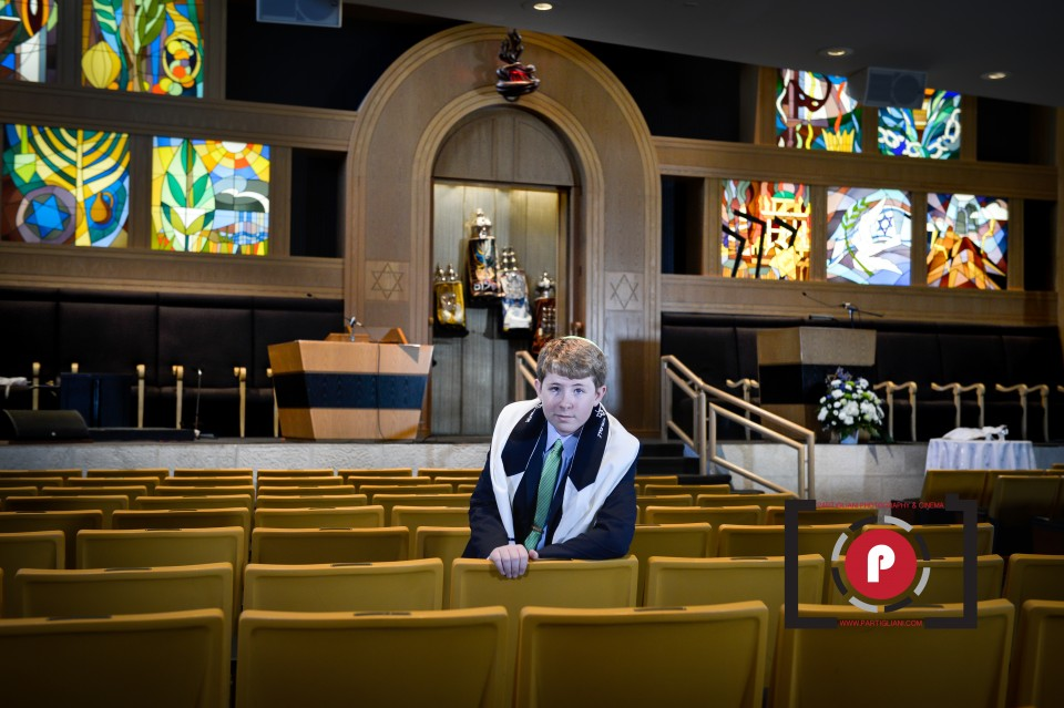 TEMPLE SOLEL, PARTIGLIANI PHOTOGRAPHY, SIMON'S BAR MITZVAH-4