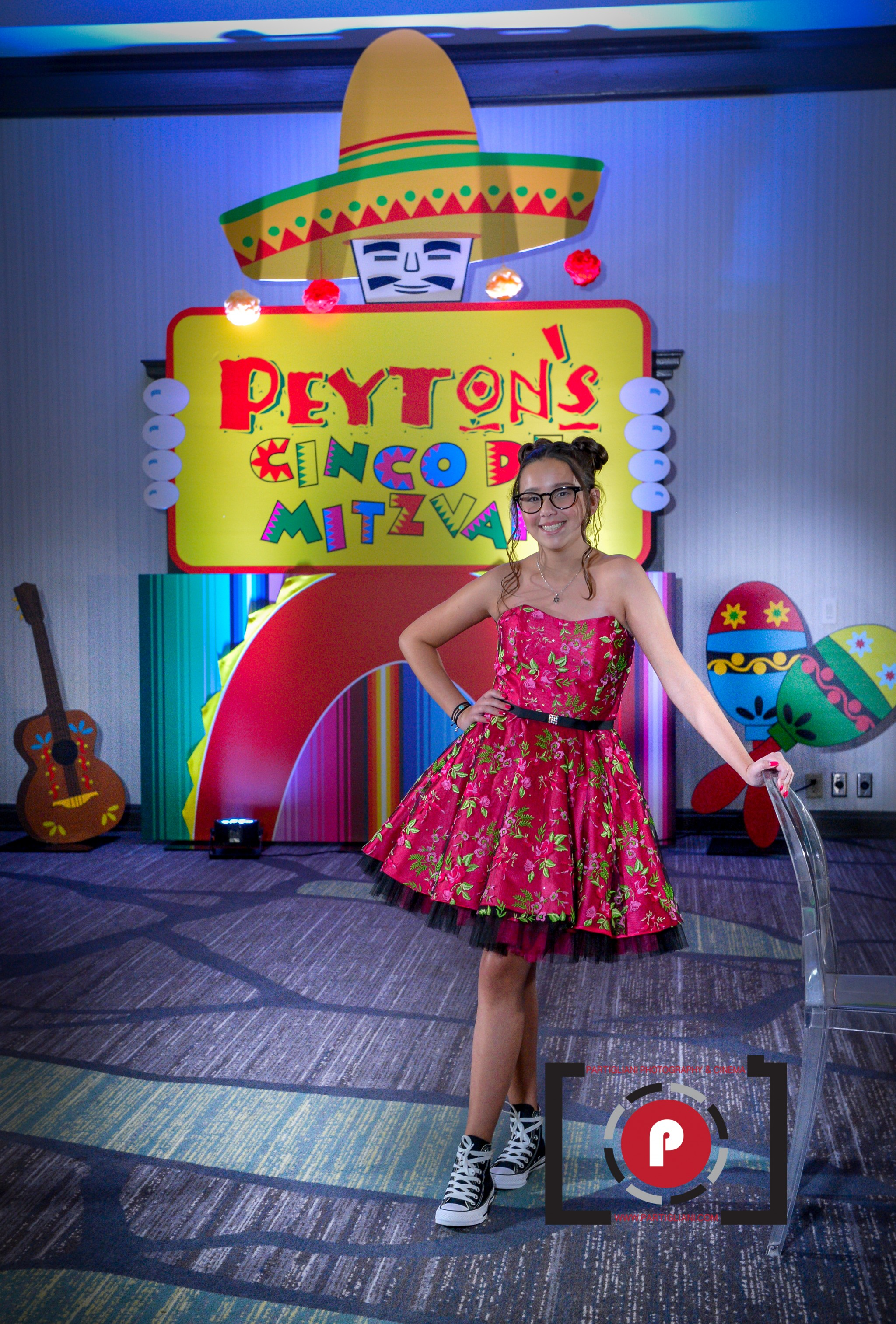 PEYTON POPPER BAT MITZVAH, PEYTON'S CINCO THE MITZVAH PARTY. CAROLYN'S CREATIONZ, RABBI JONATHAN KAPLAN. MICHAEL Z ENTERTAINMENT, MARRIOTT BOCA RATON, VANINA TARLOVSKY DESIGN. ERIC CUTLER. MAKE UP LYNETTE DEMAR.