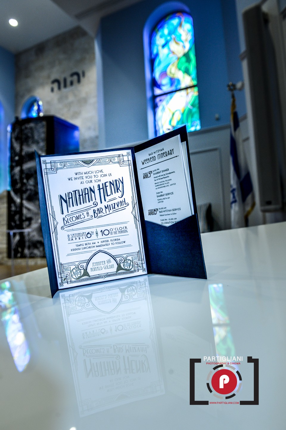 TEMPLE BETH AM, PARTIGLIANI PHOTOGRAPHY - NATHAN GOLDIN-19