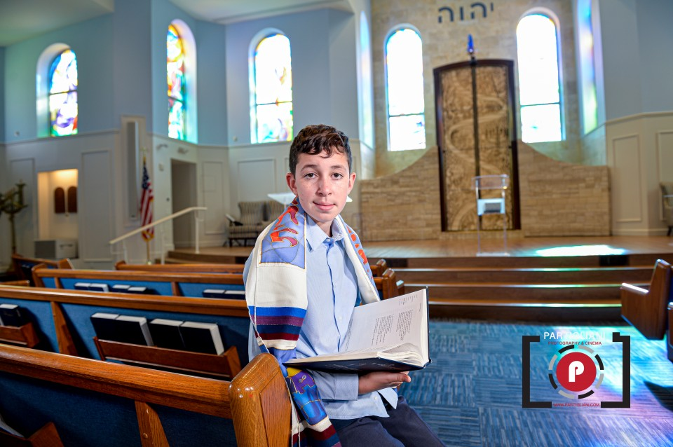 TEMPLE BETH AM, PARTIGLIANI PHOTOGRAPHY, ETHAN'S BAT MITZVAH-15