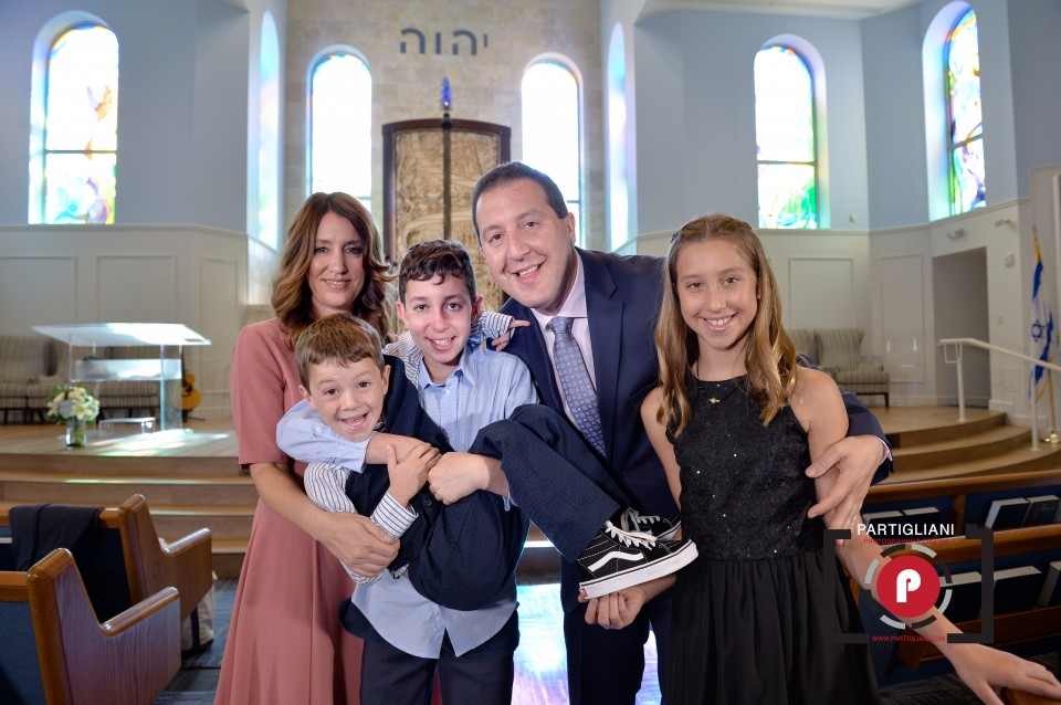 TEMPLE BETH AM, PARTIGLIANI PHOTOGRAPHY, ETHAN'S BAT MITZVAH-34